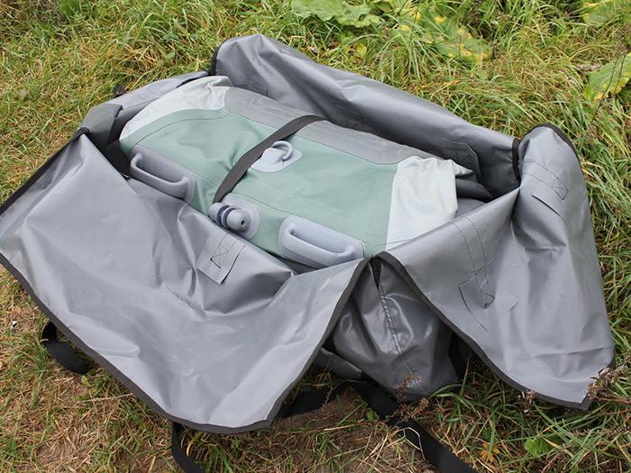 сумка для транспортировки лодок из пвх
