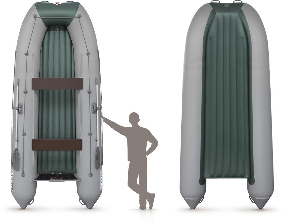 лодки пвх большим диаметром баллонов купить